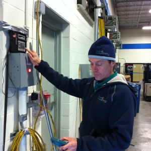 indoor air quality testing companies industrial laundry